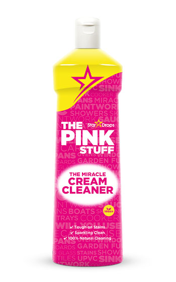 The Pink Stuff - The Miracle Cream Cleaner