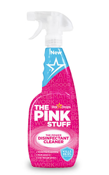 The Pink Stuff - The Power Disinfectant Cleaner