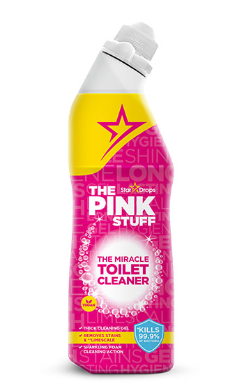 The Pink Stuff - The Miracle Toilet Cleaner