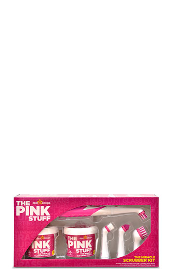 The Pink Stuff - The Miracle Scrubber Kit
